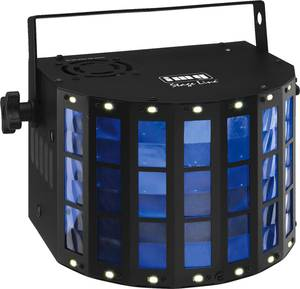 IMG STAGELINE LED-162RGBW DMX LED-es effektsugárzó LED-ek száma:4 db 3 W IMG STAGELINE
