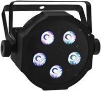 IMG STAGELINE PARL-5RGBW LED-es pinspot LED-ek száma: 5 db 8 W Fekete IMG STAGELINE