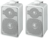 Monacor MKS-42/WS Fali hangfal 40 W 4 Ω Fehér 1 pár Monacor