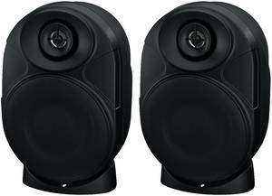 Monacor MKS-508/SW Fali hangfal 60 W 8 Ω Fekete 1 pár Monacor