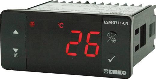 Hőmérséklet szabályozó, PTC, NTC, relés, 5 A, relés, 16 A, 65 x 76 x 35 mm, Emko