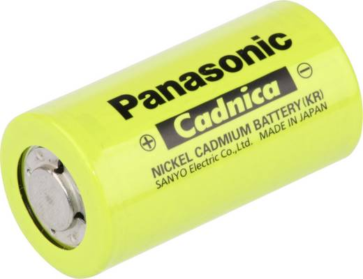 Speciális akku baby C, nagyáramra alkalmas NiCd Panasonic N3000CR-LABEL 1,2 V 3000 mAh