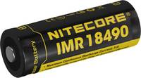 Speciális akku Lítiumion 3.7 V 1100 mAh, NiteCore 18490IMR NiteCore