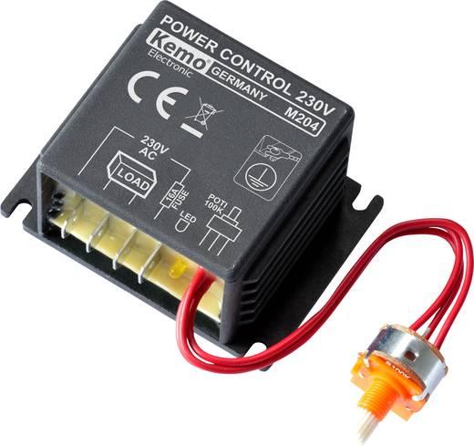 Teljesítményszabályozó Modul Kemo M204 230 V