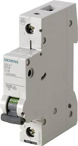Siemens 5SL4110-8 Vezeték védőkapcsoló 1 pólusú 10 A 230 V, 400 V Siemens