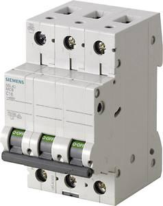 Siemens 5SL4306-6 Vezeték védőkapcsoló 3 pólusú 6 A 400 V Siemens