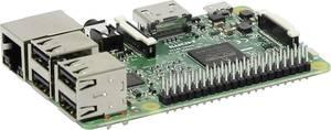 Raspberry Pi® 3 B modell 1 GB Operációs rendszer nélkül Raspberry Pi®