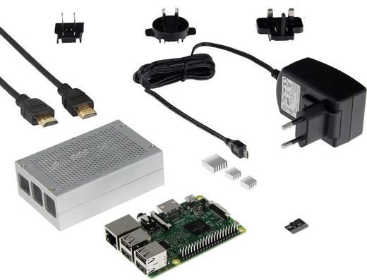 Raspberry Pi® 3 B modell, médiaközpont készlet 1 GB