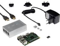 Raspberry Pi® 3 B modell, médiaközpont készlet 1 GB (RF-2839436) Renkforce