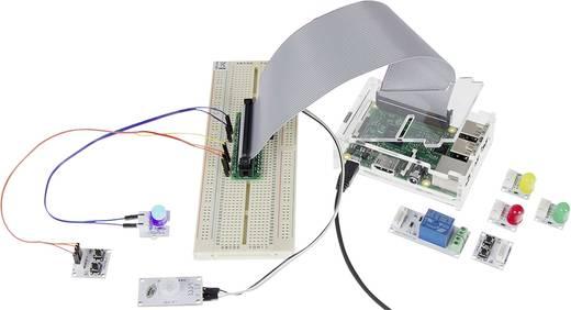 Raspberry Pi® 3 B modell, kísérletező készlet 1 GB