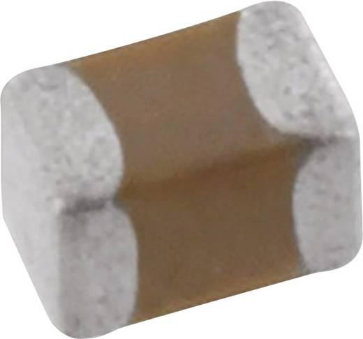 Kerámia kondenzátor SMD 0402 100 pF 50 V 5 % (H x Sz x Ma) 1 x 0.3 x 0.5 mm Kemet C0402C101J5GAC7867+ 1 db