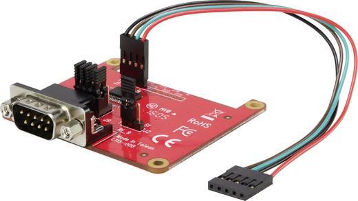 Kiegészítő RS232 panel, Raspberry Pi, renkforce 1420550