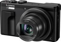 Panasonic DMC-TZ81EG-K Digitális kamera 18 MPix Optikai zoom: 30 x Fekete WiFi, Full HD video, Érintőkijelző Panasonic