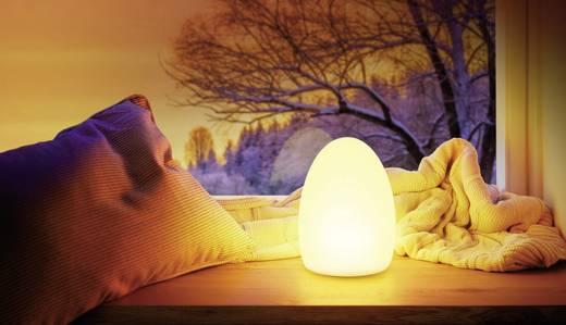 LED-es asztali lámpa, okostelefonnal, tablettel vezérelhető RGB dekorációs lámpa Elgato Avea Flare