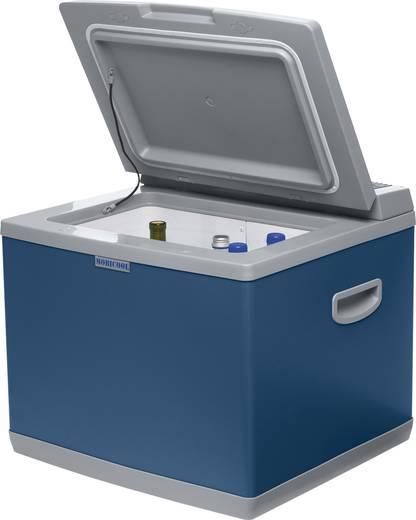 Szivargyújtós, elektromos, abszorpciós autós hűtőláda 12V/230V 38L-es MobiCool A40 DC/AC/Gas