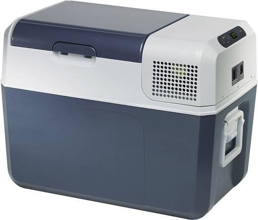 Szivargyújtós autós, elektromos hűtőláda, kompresszoros 12V/24V//230V 38L-es MobiCool FR40 AC/DC