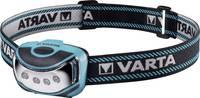 LED-es fejlámpa, 4 LED, 40 lm,  Varta Outdoor Sports 16630101421 Varta