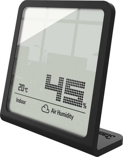 Digitális hőmérő és páratartalom mérő, fekete, Stadler Form 14869