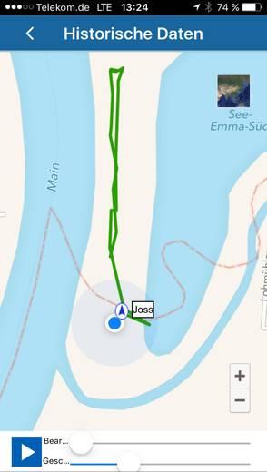 GPS tracker, háziállat követő, Amparos S9