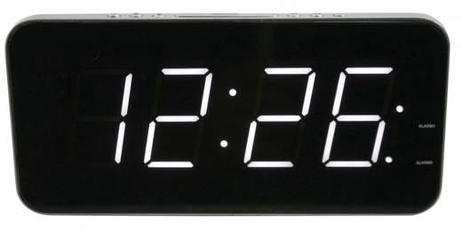 Nagykijelzős ébresztőóra, állítható háttérvilágítással SoundMaster UR8900SI