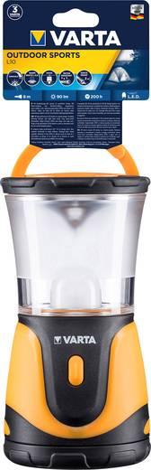 LED-es kemping lámpa, tölthető ceruza akkumulátoros lámpa Varta Sports 3AA