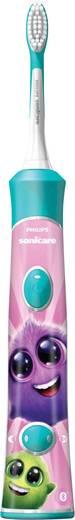 Ultrahangos gyermek fogkefe, fehér/színes, Philips Sonicare HX6322/04