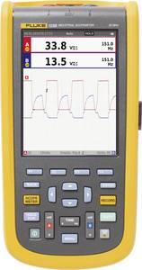Kézi oszcilloszkóp (scope-meter) Fluke 123B/EU 20 MHz 2 csatornás 4 null Multiméter funkciók Fluke