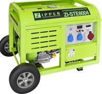 Zipper ZI-STE8004 4 ütemű motor Áramfejlesztő 10 kW 95 kg Zipper