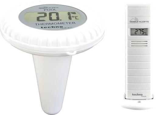 Vezeték nélküli hőmérő és páratartalom mérő érzékelő, Techno Line MA 10700