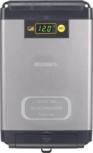 Autós DC-DC feszültség átalakító 12 V/DC/40V/DC VOLTCRAFT PDCC-40