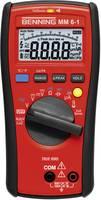 Benning MM 6-1 Kézi multiméter digitális CAT III 1000 V, CAT IV 600 V Kijelző (digitek): 6000 Benning