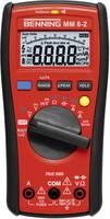 Benning MM 6-2 Kézi multiméter digitális CAT III 1000 V, CAT IV 600 V Kijelző (digitek): 6000 Benning