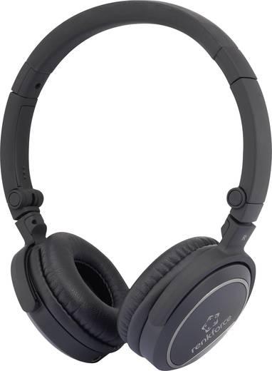 Fejhallgató, összecsukható Renkforce HP-P244 On Ear