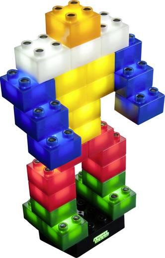 Világítós építő készlet, kezdő, LightStaxx M-03001