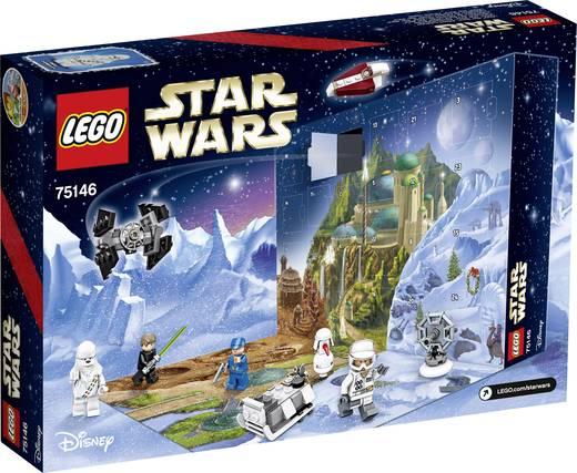 LEGO® Star Wars™ 75146 adventi kalendárium