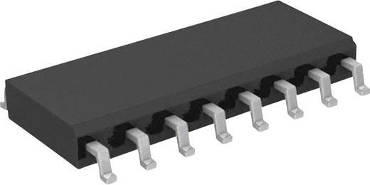 SMD CMOS IC, ház típus: SOIC-16, kivitel: 4 fokozatú léptető regiszter (soros be/soros ki), CD4015