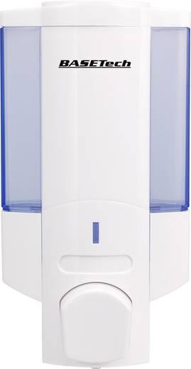 Folyékony szappan adagoló, 350 ml, fehér, Basetech V-6101