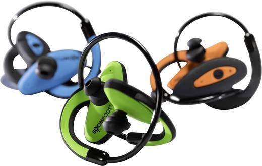 Bluetooth fejhallgató, vízálló sport fejhallgató, kék színű Boompods Sportpods SPBLU