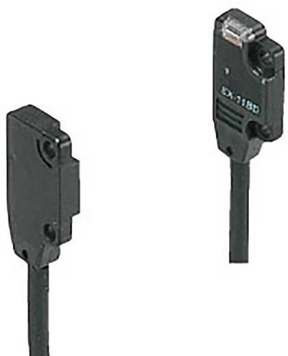 Egyutas fénysorompó, sötétre kapcsol, hatótáv: 1 m, Panasonic EX19BPN
