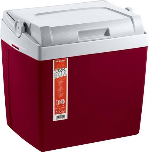Passzív hűtőláda 26L-es piros MobiCool U26 9103501412