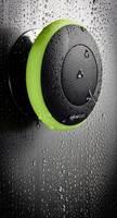 Bluetooth hangfal Boompods Aquapod Kihangosító funkció, Fröccsenő víz ellen védett, Ütésálló Zöld Boompods