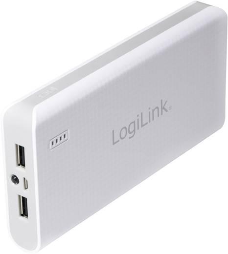 Powerbank, mobilakku, Li-Ion 20000 mAh, LogiLink 20000