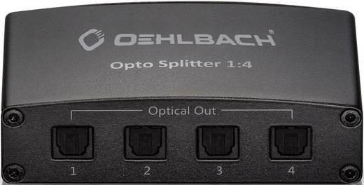4 port Toslink elosztó Oehlbach Répartiteur optique
