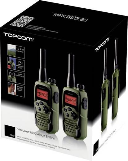 PMR készülék Topcom Twintalker 9500 Long Range Airsoft Edition RC-6406 2 részes készlet