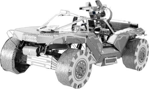 Metal Earth Halo UNSC Warthog katonai jármű makett, 3D lézervágott fémmodell építőkészlet 502695