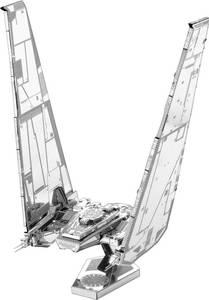Metal Earth Star Wars Kylo Ren parancsnoki űrhajó 3D lézervágott fémmodell építőkészlet 502659 Metal Earth