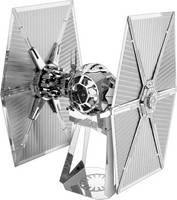 Star Wars Tie Fighter űrrepülő 3D lézervágott fémmodell építőkészlet, Metal Earth  502661 Metal Earth