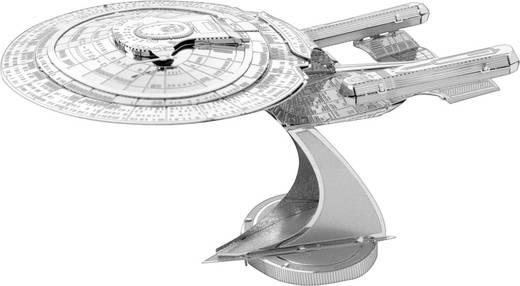 Metal Earth Starship Enterprise NCC-1701-D 3D lézervágott fémmodell építőkészlet 502672
