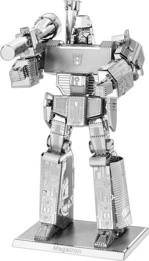 Metal Earth Transformers Megatron 3D lézervágott fémmodell építőkészlet 502680