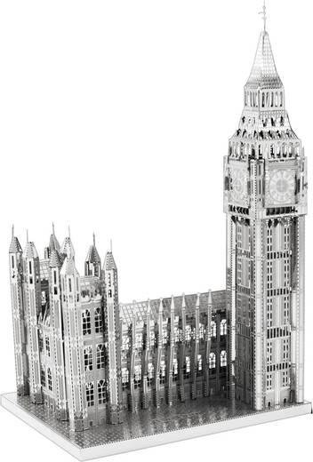 Metal Earth Big Ben makett, 3D lézervágott fémmodell építőkészlet 502856
